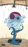 #13 Shower's Shower (masked)
