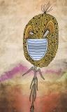 #09 Shucked Silkentop, Pride of Teosinte (unmasked)