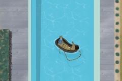 Pool Series - Stretch #10a