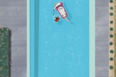 Pool Series - Repose #06