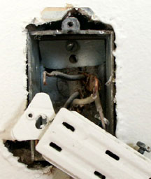 House4sale: electical plugs included.