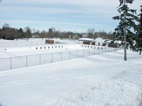 Pool and Snow Gauge