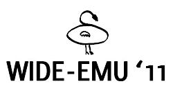 WIDE-EMU Conference logo
